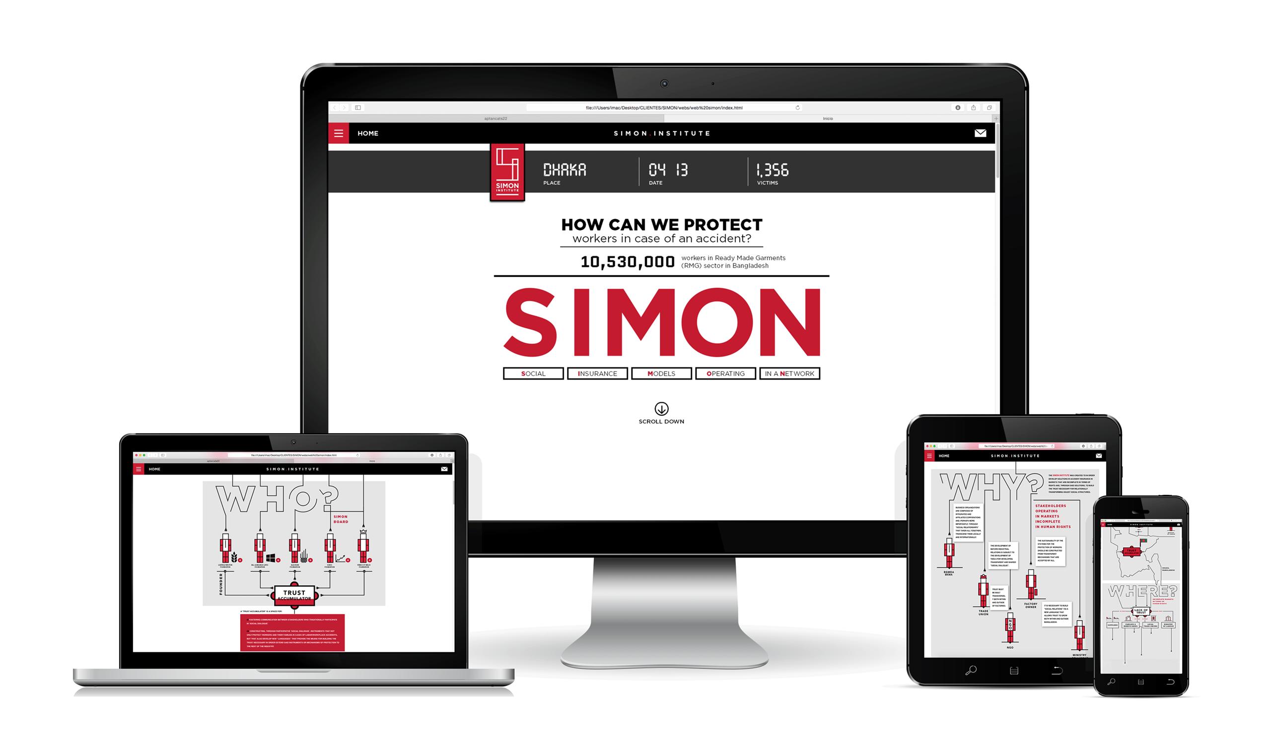 simon-web